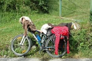 Hiroshi dviratis