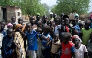 Pietų Afrikos vaikai