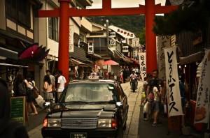 Japonijos gatvės