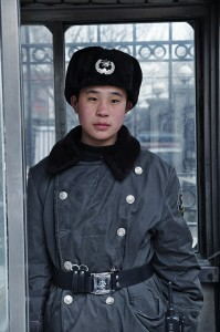 Kinija-kareivis-Pekinas