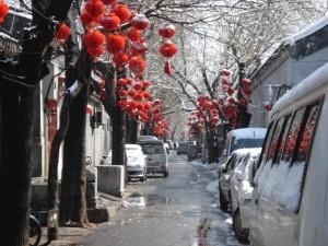Pekinas žiema