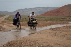 dviraciais per kirgizija_